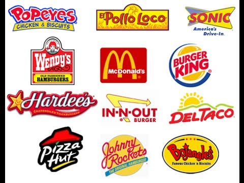 اكبر منتجي الأغذية السريعة في العالم