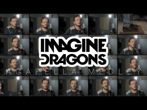 Download Imagine Dragons ACAPELLA Medley  Thunder Whatever it Takes Believer Radioactive and MORE
