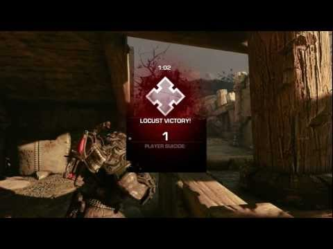 Gears of War 3: Savage Grenadier Elite Gameplay