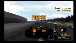 Gran Turismo 3 Playthrough Part 93.5! MAX SPEED TEST! F686/M! SO FAST!