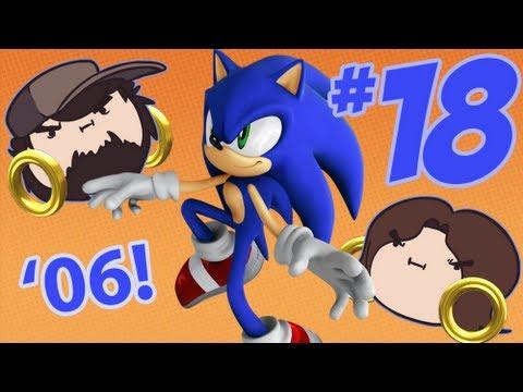 Sonic '06: Loop De Loop - PART 18 - Game Grumps