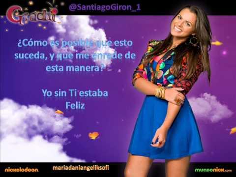 Grachi 3 - Alma en Dos (Canci ón completa y Letra) Isabella Castillo