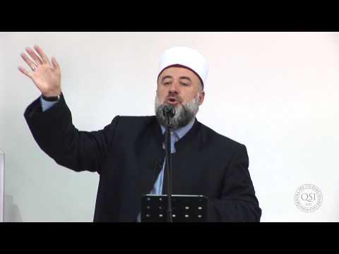 Obligimet e burrit ndaj gruas - Fadil Musliu - HUTBE