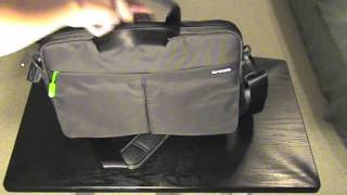 Incase Nylon Sling Sleeve Macbook Pro 13 inch Case Overview/Review