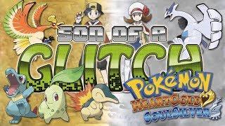 Pokémon Heartgold Soulsilver Glitches - Son of a Glitch - Episode 81