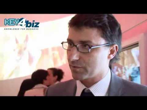 Ufficio del futuro e scrivania multimediale, intervista a Stefano Giannini (Gruppo CEIT Spa)