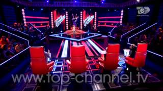 Audicionet e fshehura - Episodi 4 - Ylli Limani - The Voice of Albania - Sezoni 1