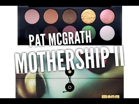 Pat McGrath Mothership II Sublime Review & Tutorial