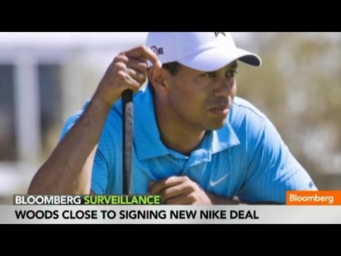 Tiger Woods Nears New Nike Endorsement Deal