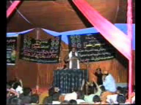 Manzoor Solangi Majlis In Sindhi  At Sher Ali Shah Daur On June 8 Rajab 2011 Masaib Bibi Fatima Sa Part =2= video
