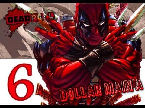 Deadpool/Дэдпул #6 [Детали для стража]