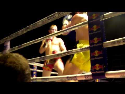 STEPHEN HODGERS vs BRIAN ROBERTSON WPMF QUEENS BIRTHDAY FIGHT SANAM LUANG BANGKOK rd 5