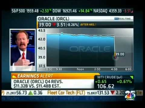 Simply Money: Analyzing Oracle's earnings
