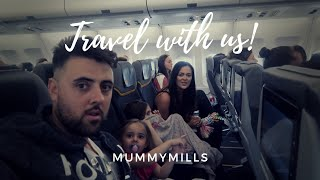 TRAVEL WITH US// MUMMYMILLS//
