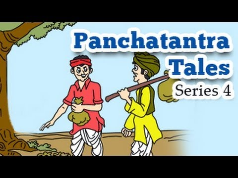 Tales Of Panchatantra In Hindi - Series 4 video