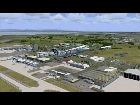 Around the World Flight 6: Auckland to Brisbane (P3D)