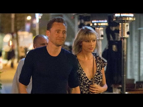 Taylor Swift and Tom Hiddleston Adorably Hold Hands During Romantic Dinner Date in Australia