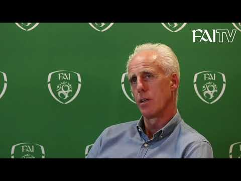 Mick McCarthy Squad Announcement