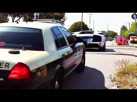 Car Thief Cops • BRAVE NEW FILMS: JUSTICE