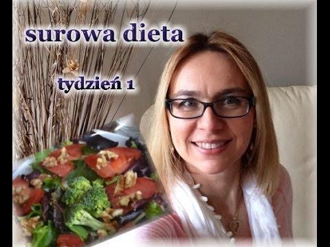 Surowa Dieta, Witarianizm - Mój 1-wszy Tydzień Na RAW:-) / Kierunek Zdrowie