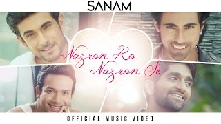 Download Lagu Sanam - Nazron Ko Nazron Se (Official Music Video) #SANAMoriginal Gratis STAFABAND