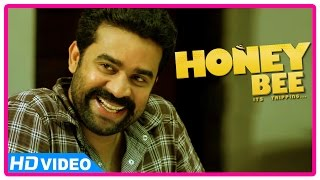 Honey Bee - Honey Bee -  Lal and brothers look match for Bhavana