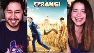 FIRANGI | Kapil Sharma | Ishita Dutta | Monica Gill | Trailer Reaction!