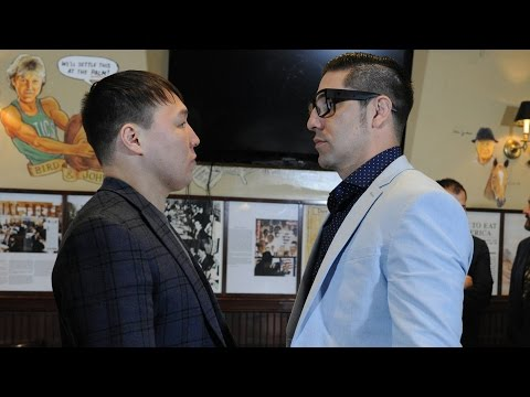 Fight Of The Year In The Making: Provodnikov Vs. Molina | SHOWTIME CHAMPIONSHIP BOXING On June 11th