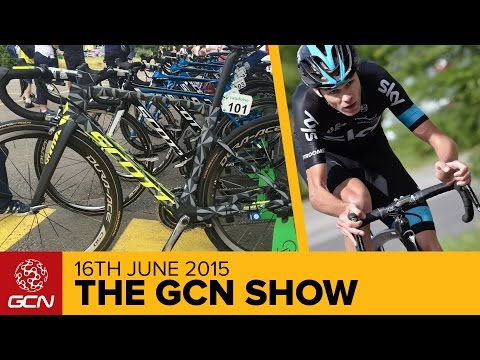 Battle Of The Aero Bikes, Amazing New Tech + Who Will Win The Tour?   The GCN Show Ep. 127
