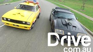 Driven: The most famous Ford Falcon   Drive.com.au