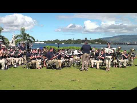 Harrison High School Band Hawaii - Stars and Stripes
