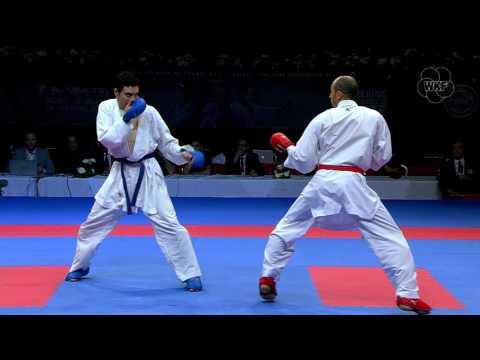 Spectacular final day of Karate 1-Premier League Rabat