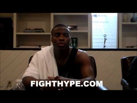 PETER QUILLIN ON FERNANDO GUERRERO FIGHT IM JUST GOING TO TAKE IT UP ANOTHER NOTCH