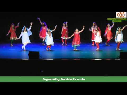 WISMA Xmas 2012 : Disco Wale Khisko and Hulle Hullare