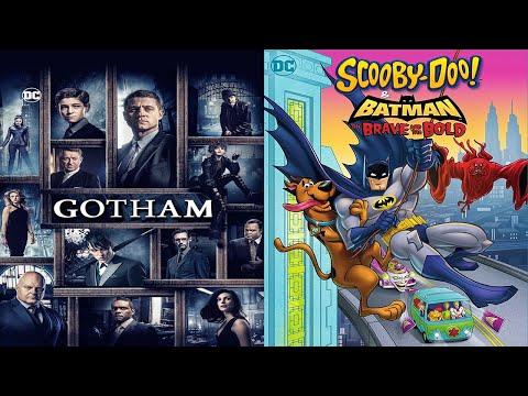 Готэм, Скуби-Ду и Бэтмен: Отважный и смелый | Рецензия(НЕТ) от Таторио