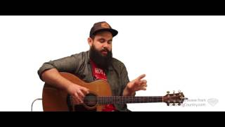 May We All Guitar Lesson - Florida Georgia Line ft. Tim McGraw