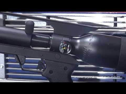 AirForce Condor SS - Airgun Reporter Episode #95. Part 1.