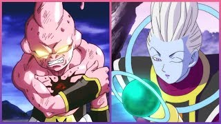 Did Whis Create Kid Buu?