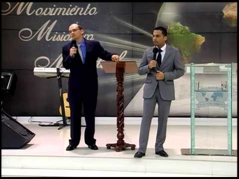 What can satisfy our soul  (Pastor Samue Mejia Jr. - Brother Jorge Orrego)