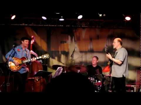 John Scofield`s Hollowbody's Band W/ Kurt Rosenwinkel @Newmorning Paris on 5 july 2012