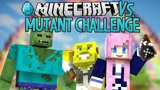 Mutant Challenge | Modded Minecraft VS.