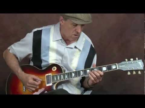 Learn to play electric blues guitar lesson BB KING inspired Why I Sing The Blues style song