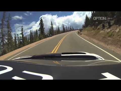 Sébastien Loeb record on Pikes Peak (Option Auto)