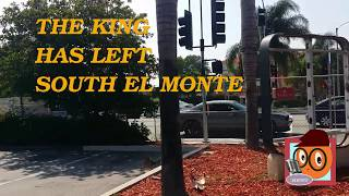 Burger King at South El Monte Has Suddenly Closed Down Only after Renovated