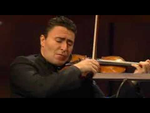Mozart: Sinfonia concertante, Mvmt. 2a - Vengerov, Power
