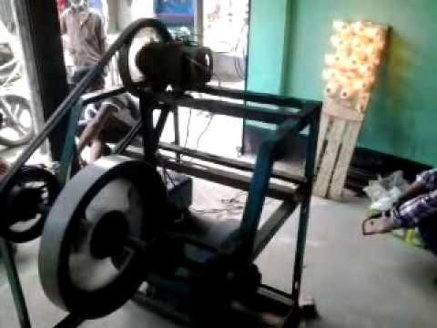 Free Energy Generator Using Flywheel