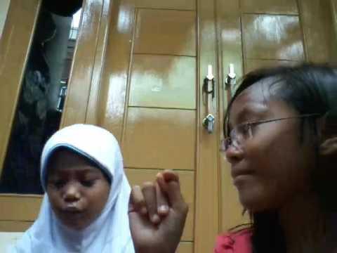 Chuby Buny Challenge, Bareng Marsya Meilani Putri      Part 1