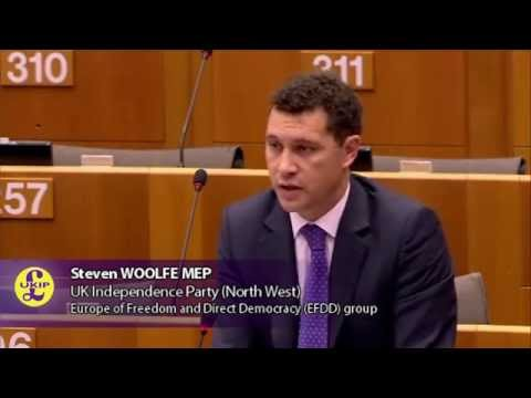 Attacking Russia like playground bullies - Steven Woolfe MEP