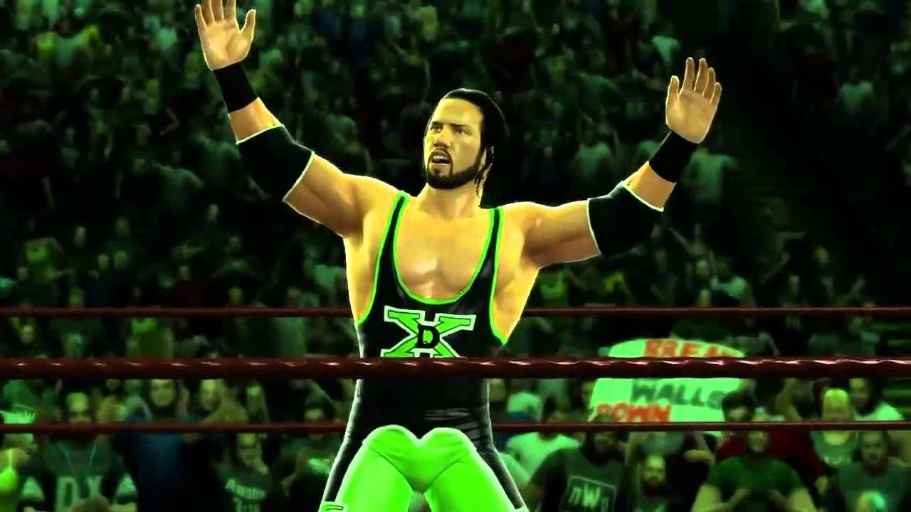 Xpac WWE 13 - X-Pac s Entrance