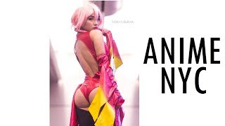 THIS IS ANIME NYC: A COSPLAY MUSIC VIDEO 2018 REWIND COMIC CON NEW YORK CRUNCHYROLL